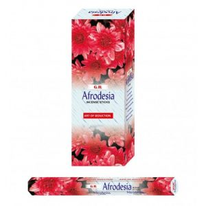 G.R. Incense Afrodesia (6 packages)