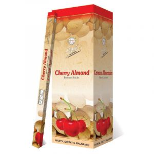 Flute Incense Cherry Almond (6 packets)