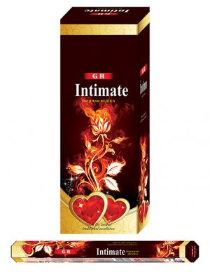 G.R. Incense Intimate (6 packages)