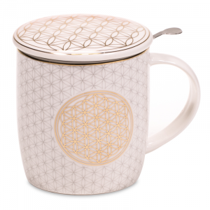 Tea Mug Set Flower of Life