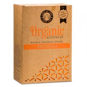 Masala Incense Patchouli (12 packs of 15 grams)