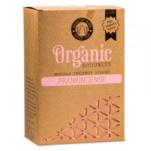 Masala Incense Frankincense (12 packs of 15 grams)