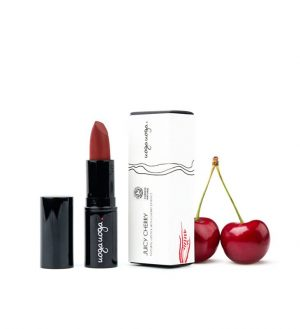 Organic Lipstick Juicy Cherry 617