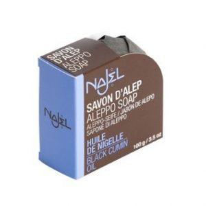 Organic Aleppo Nigella Oil Soap (Black Cumin)