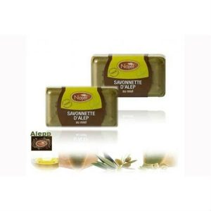 Organic Aleppo Soap Honey