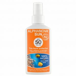 Vegan Solar Fire Spray (SPF 50)