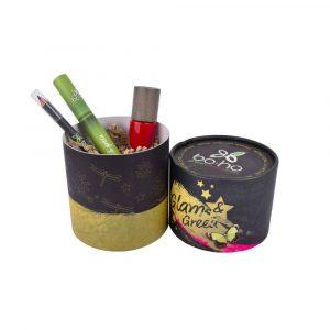 Beauty  Box with Mascara, Eye pencil and Nail Polish