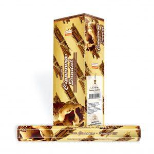Darshan Incense Sandal Cinnamon (6 pakjes)