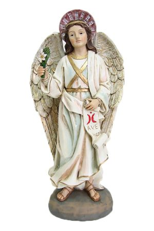 Statue of Archangel Gabriel (15 cm)