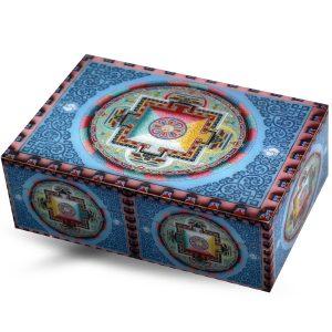 Jewelry box Mandala