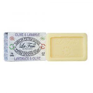 Vegan Extra Soft Soap Lavender Olive