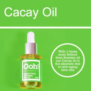 Vegan Heaven Natural Cacay Anti-Aging Face Oil