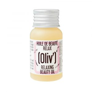 Vegan Relax Beauty Oil