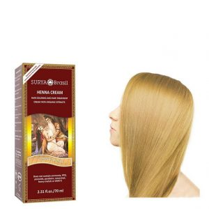 Vegan Hair Color Cream Light Blonde