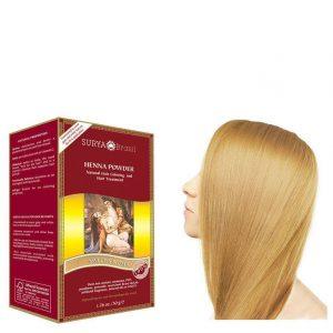Vegan Hair Paint Powder Swedish Blonde