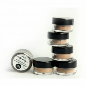 Vegan Foundation Powder Mini Amber Sand (637)