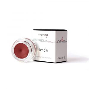Organic Lip and Cheek 6ml Tender 604