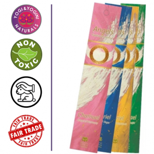 Incense Angels Front Panel kit (21 packets)