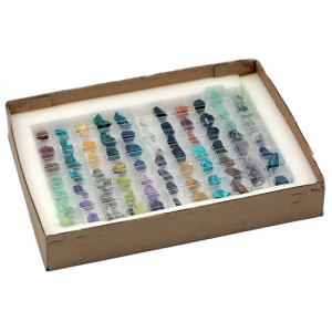 Mix Crude Minerals in Window Box