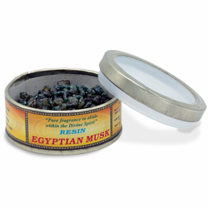 Egyptian Musk incense resin