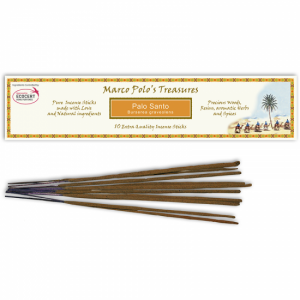 Marco Polo's Treasures Incense Palo Santo