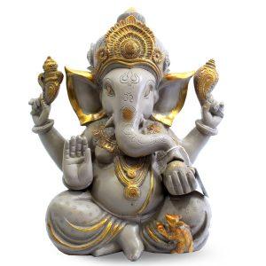Beeld van Ganesh (30 cm)