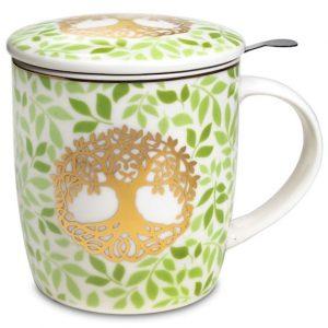 Tea Mug Set Tree of Life