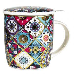 Tea Mug Set Oriental