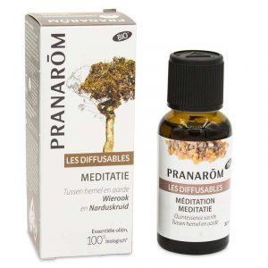 Pranarôm  Meditation and Sacred Fragrances Spray mixture