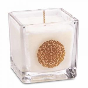 Rapeseed Wax Ecological Scented Candle Sandalwood