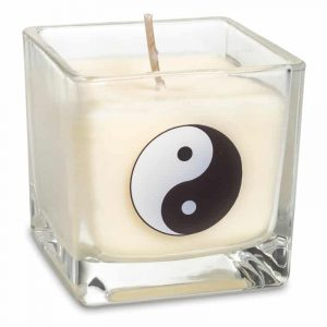 Rapeseed Wax Ecological Scented Candle Yin Yang