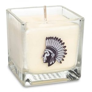 Rapeseed Wax Ecological Scented Candle White Sage