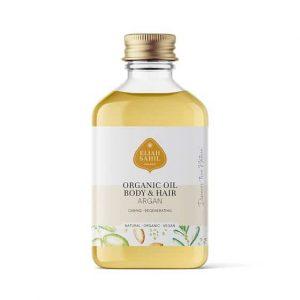 Vegan Skin and Hair Oil Argan BIO Eliah Sahil
