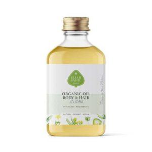 Vegan Skin/Hair Oil Jojoba BIO Eliah Sahil