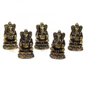 Miniature Ganesha Statue (3 cm)