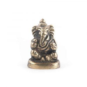 Mini Statue Ganesha Sitting - 3 Cm