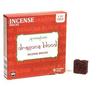 Aromafume Incense Cubes Dragons Blood