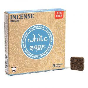 Aromafume Incense Cubes White Sage