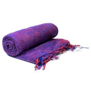 Meditation Shawl Violet