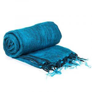 Meditation Wrap Aqua Blue