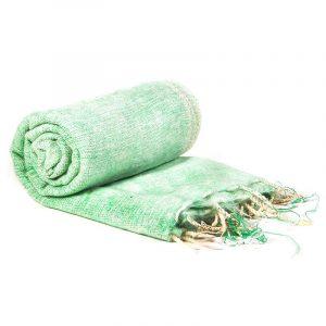 Meditation Shawl Mint