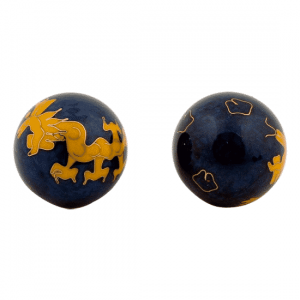 Meridian Balls Yellow Dragon