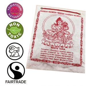 Powdered Incense Tibetan White Tara