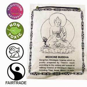Smoking powder Tibetan Medicine Buddha