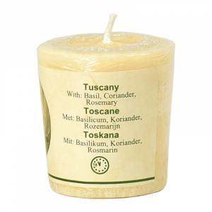 Chill-out Odour candle Tuscany Stearin