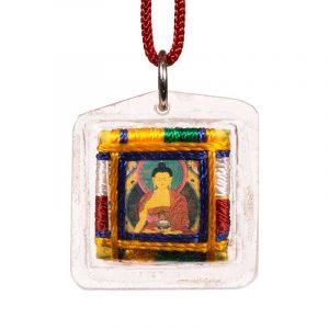 Protective Pendant Shakyamuni Buddha