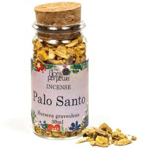 Incense Granulate Balmwood Palo Santo (Bottle)