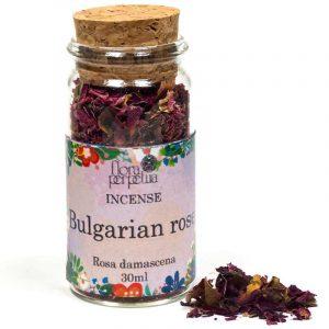 Incense Herb Bulgarian Rose