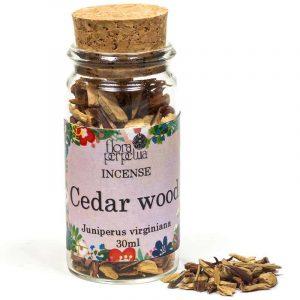 White spice Cedarwood (red)
