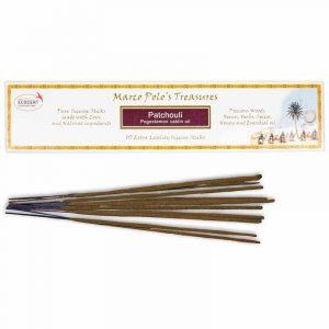Incense Marco Polo's Treasures Patchouli